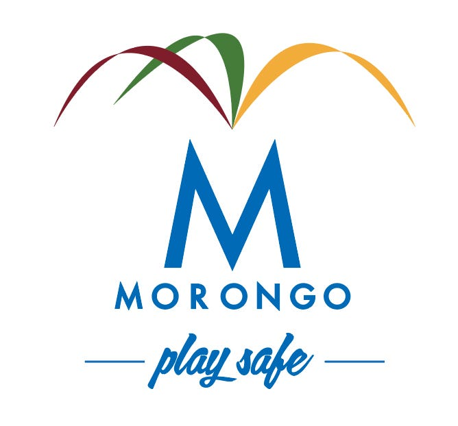 Morongo Logo Play Safe
