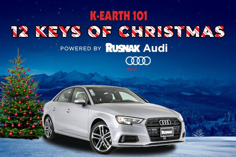 Rusnak Audi 12 Keys