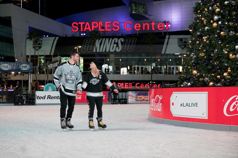 LA Kings Holiday