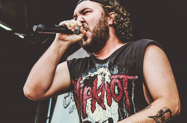 Eric Vanlerberghe of I Prevail