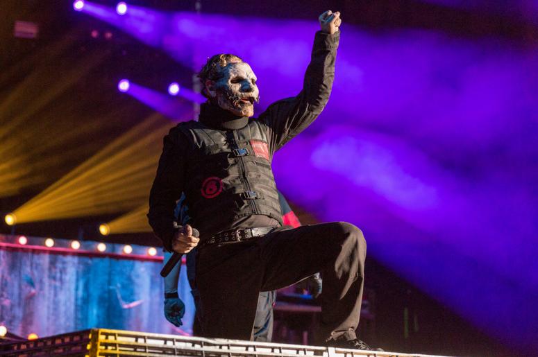Corey Taylor of Slipknot