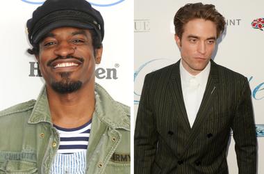 Andre 3000, Andre Lauren Benjamin, Outkast. 2015 Film Independent Spirit Awards / Robert Pattinson at the Los Angeles Premiere of Magnolia's DAMSEL