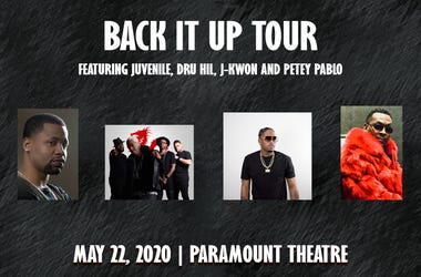 Back It Up Tour