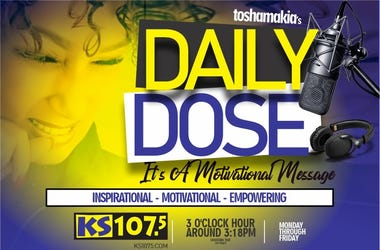 Daily Dose with Toshamakia