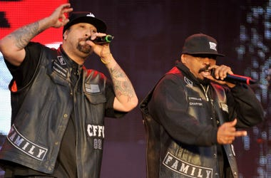 Cypress Hill on Stage