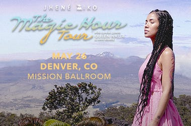 Jhené Aiko: The Magic Hour Tour