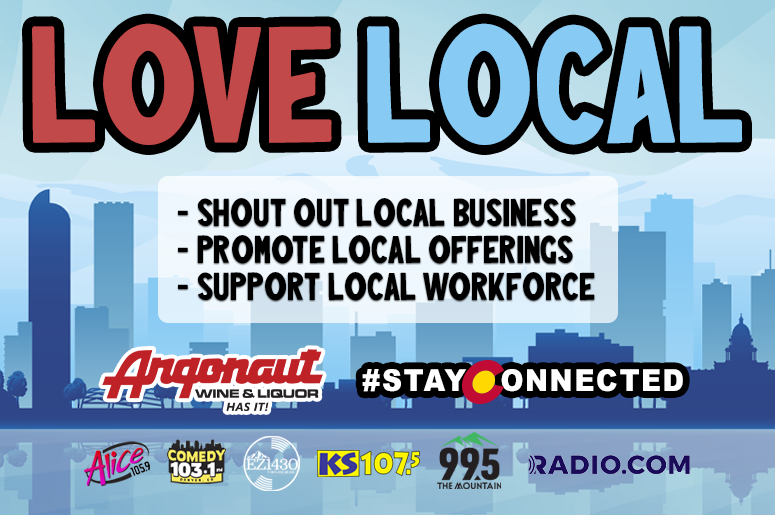 Love Local Stay Connected