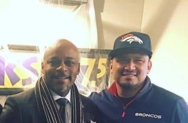 Denver Mayor Hancock and Tony V