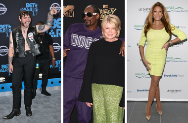 Post Malone at the 2017 BET Awards / Snoop Dogg and Martha Stewart at the 2017 MTV Movie & TV Awards / Wendy Williams attends the Friends Of Hudson River Park's Spring Fling