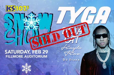 KS 1075 Snow Show Sold Out