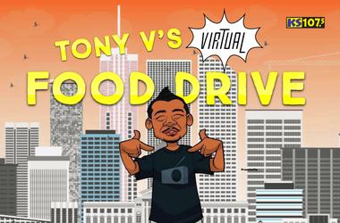 Tony V Food Drive Web