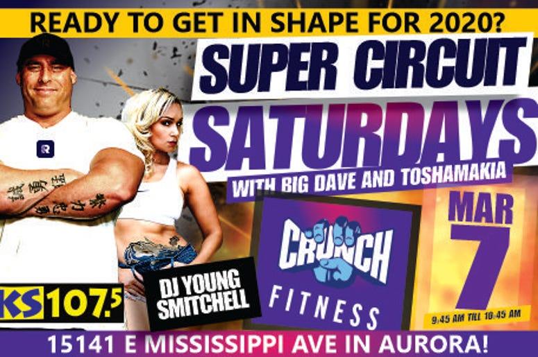 Super Circuit Saturday March 7 2020