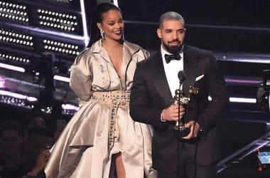 Rih and Drake