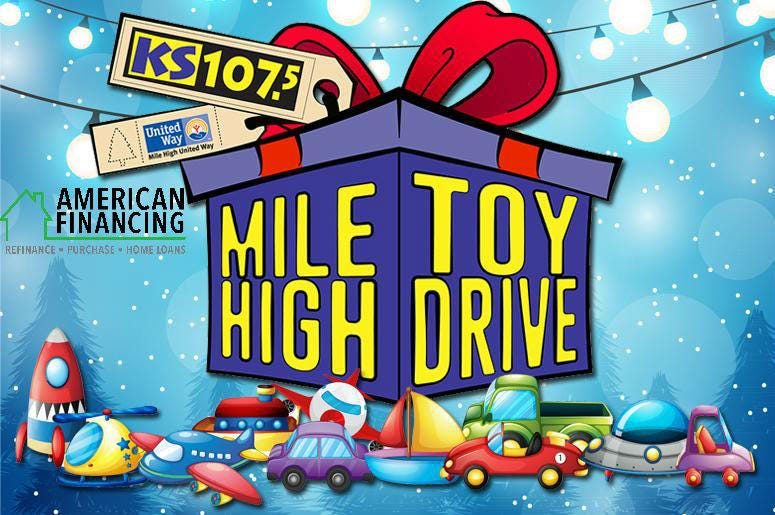 Mile High Toy Drive