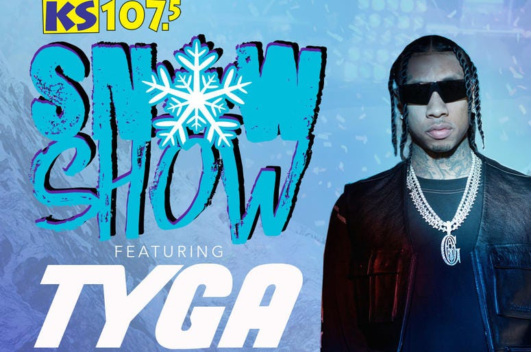 snow show with tyga
