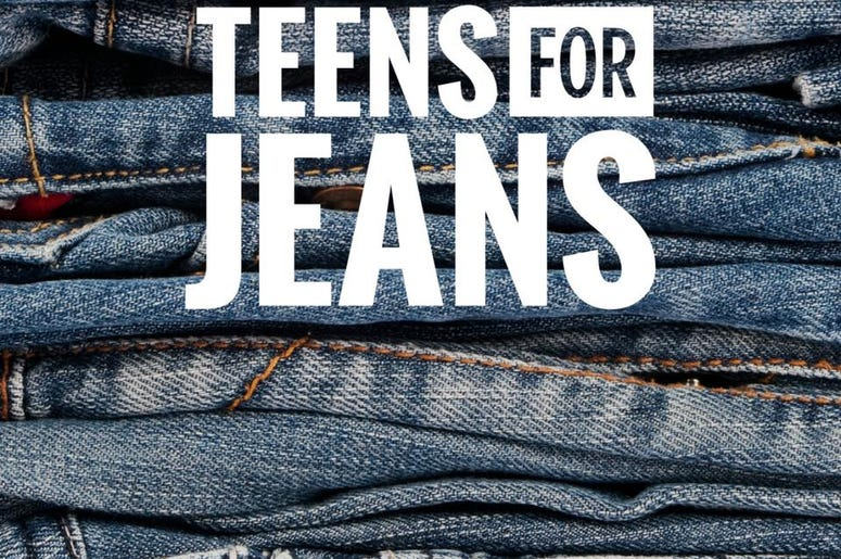 JEANS FOR TEENS