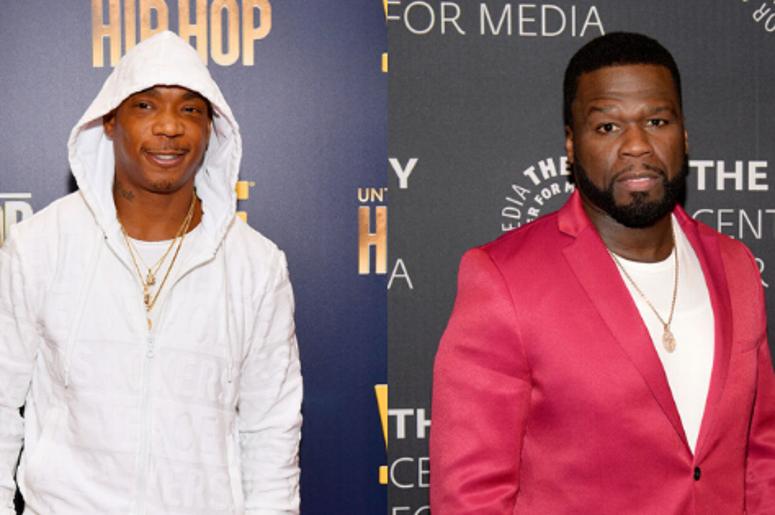 Ja Rule, 50 Cent