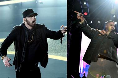 Kid Cudi/Eminem