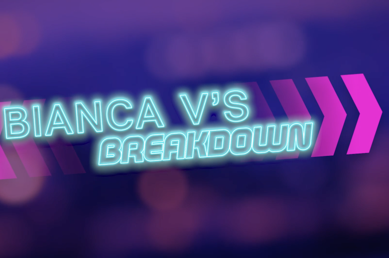 Bianca V's Breakdown: Lifestyle