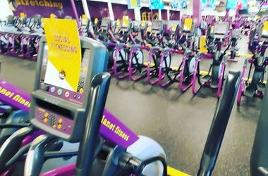 Gym-Planet Fitness