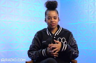 Ella Mai sits down with V103 in Atlanta