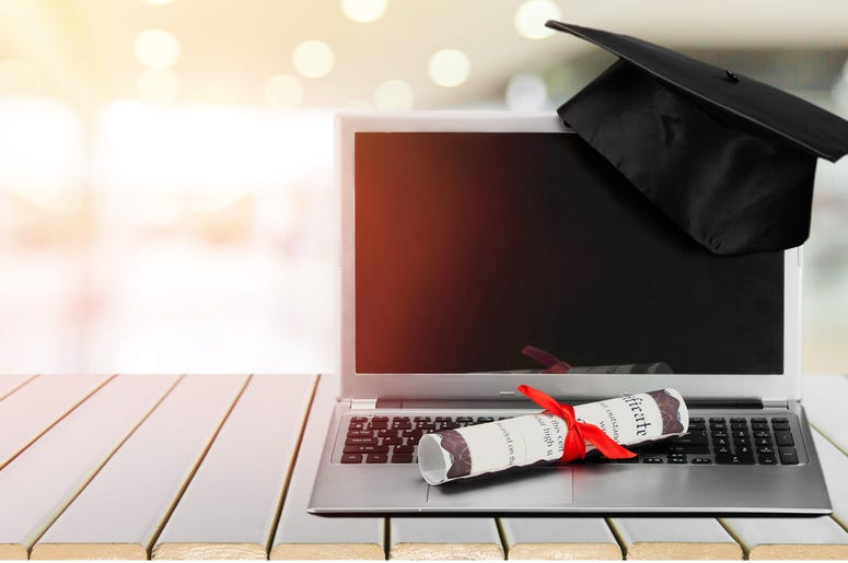 Online Graduation
