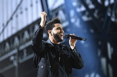The Weeknd / Getty Images Entertainment