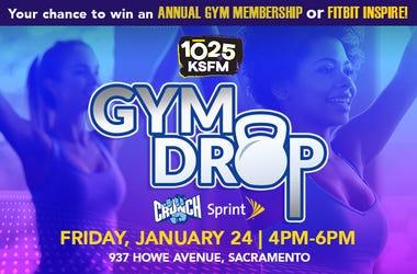Gym Drop