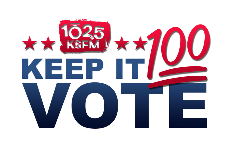 Keep it 100 & Vote
