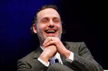 Andrew Lincoln, who stars as Rick Grimes