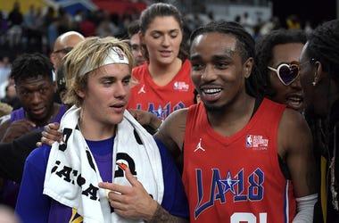 Justin Bieber quavo