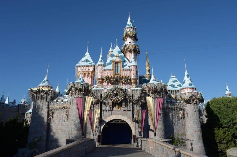 Magic Kingdom Disneyland
