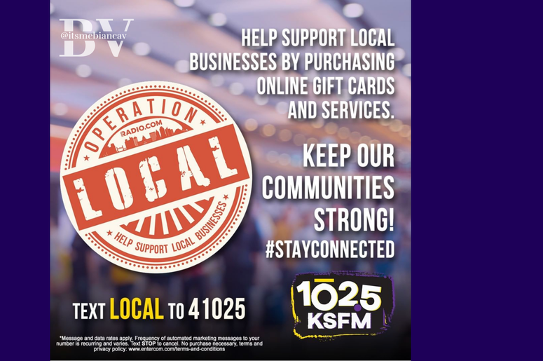 Operation Local / Stay Connected