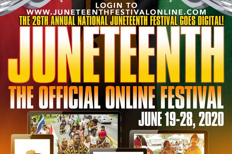 Juneteenth Online Festival
