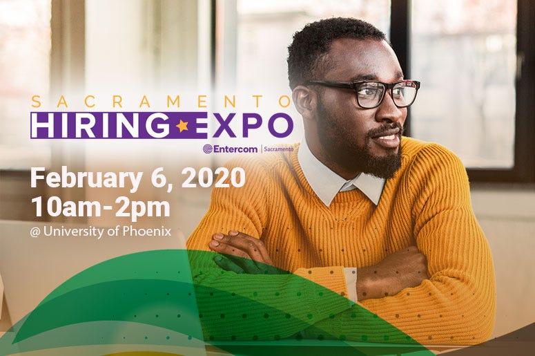 Sacramento Hiring Expo