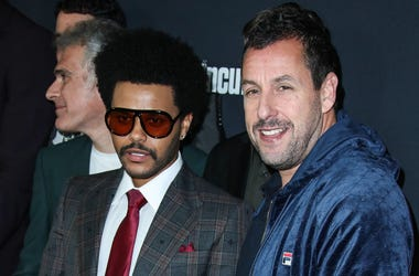 Adam Sandler & The Weeknd