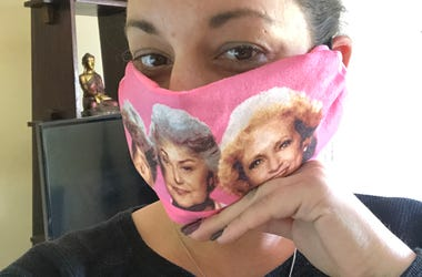 Amber Mask