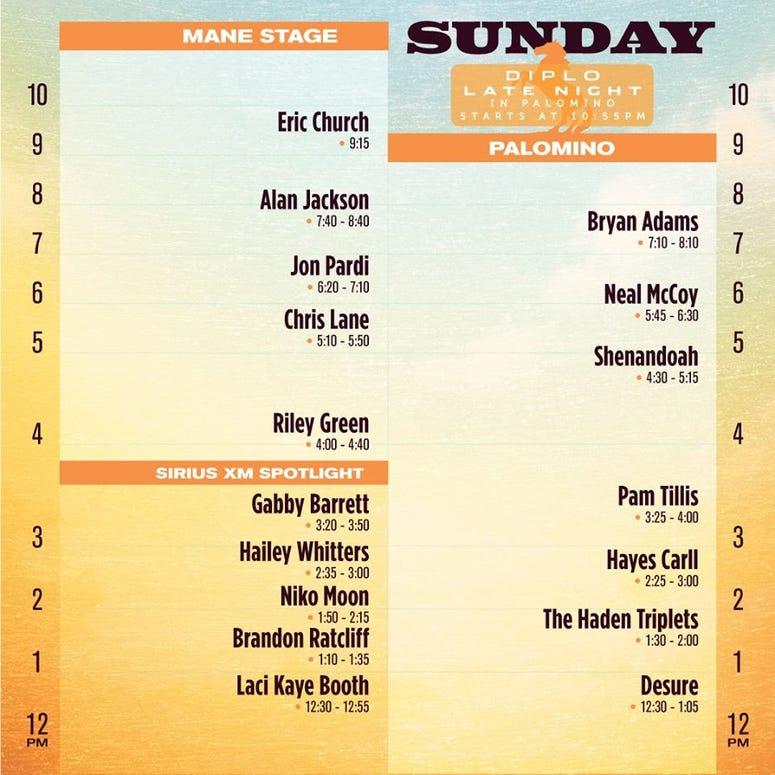 Stagecoach Sunday
