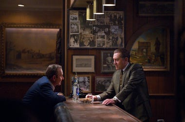 Netflix image from The Irishman