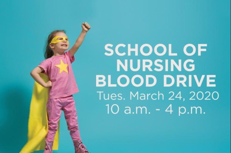 Azusa Pacific Nursing School Blood Drive