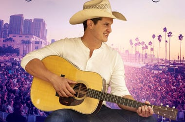 Jon Pardi Boots in the Park