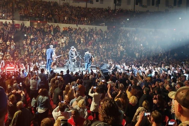 Arena Concert