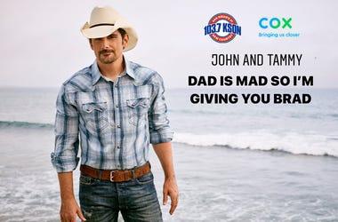 Dad Mad Brad