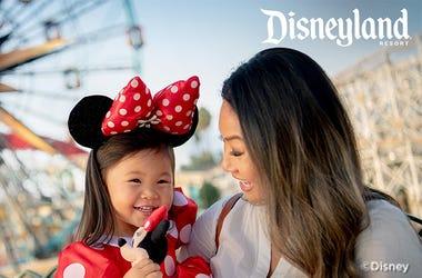 Disneyland Spring 2020