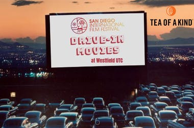 Drive-in movies October