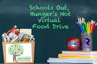 KSON Virtual Food Drive