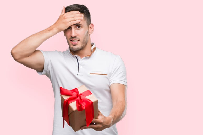 Gift Anxiety