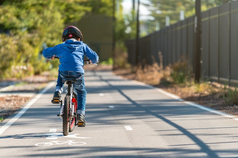 Junior Bike Path