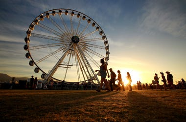 INDIO, CA - APRIL 28: Festivalgoers attend day 1 of 2017 Stagecoach California's Country Music Festival at the Empire Polo Club on April 28, 2017 in Indio, California. (Photo by Christopher Polk/Getty Images for Stagecoach)