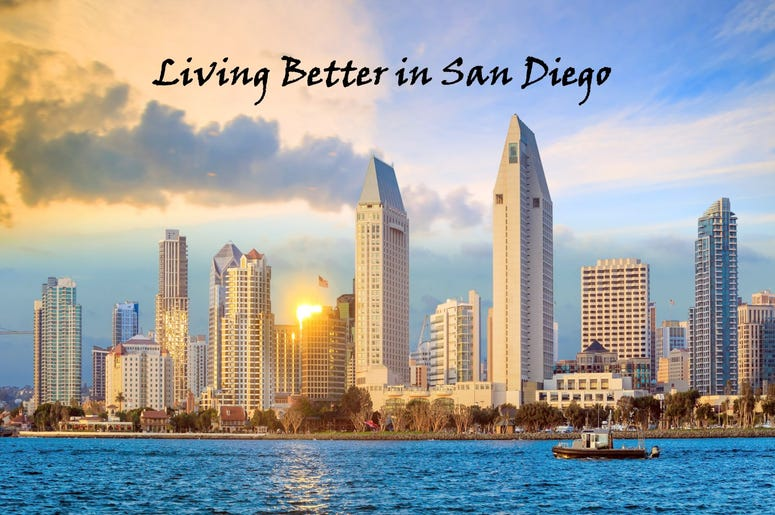 Living Better in San Diego